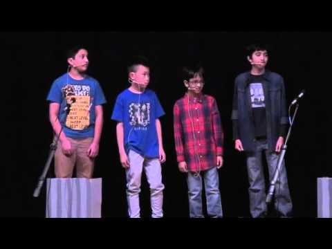"Menlo Park Elementary School Presents:  ""We Are Monsters"""