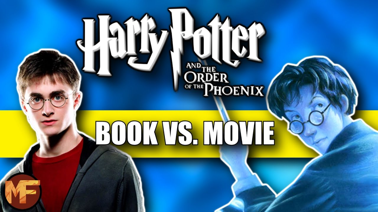 Every Single Difference Between the Order of the Phoenix Book & Movie (Harry Potter Explained)