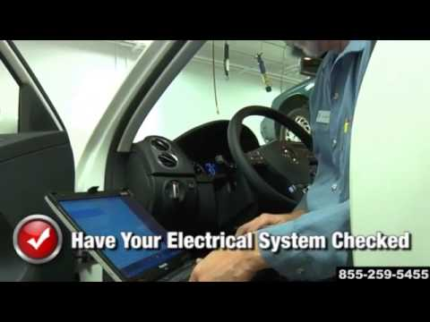 Volkswagen Electrical System Wiring Repair Service Gainesville High Springs FL Volkswagen of Gainesv