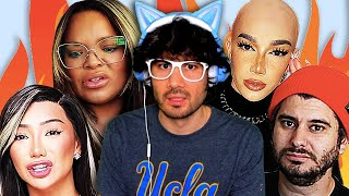 Nikita Dragun GOES OFF On Trisha Paytas and Ethan Klein, James Charles EXPOSED By THREE Fans