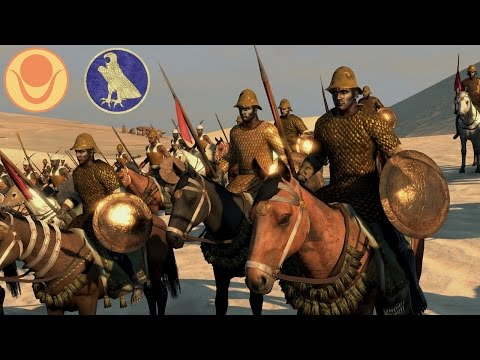 Total War Ancient Empires Gameplay - 12,000 Man Slaughter - Kingdom of Kush vs Ptolemaic Egypt