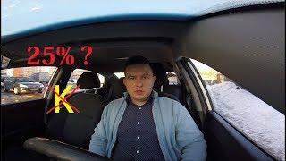 Повышение комиссии Яндекс Такси в Москве с 23.03.2018