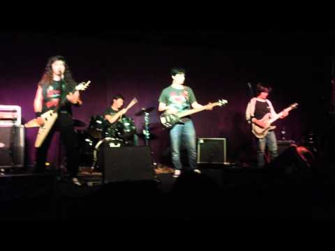 Sociocide - For Whom The Bell Tolls (Cover) Live @ Queen Bee's Nov. 2015