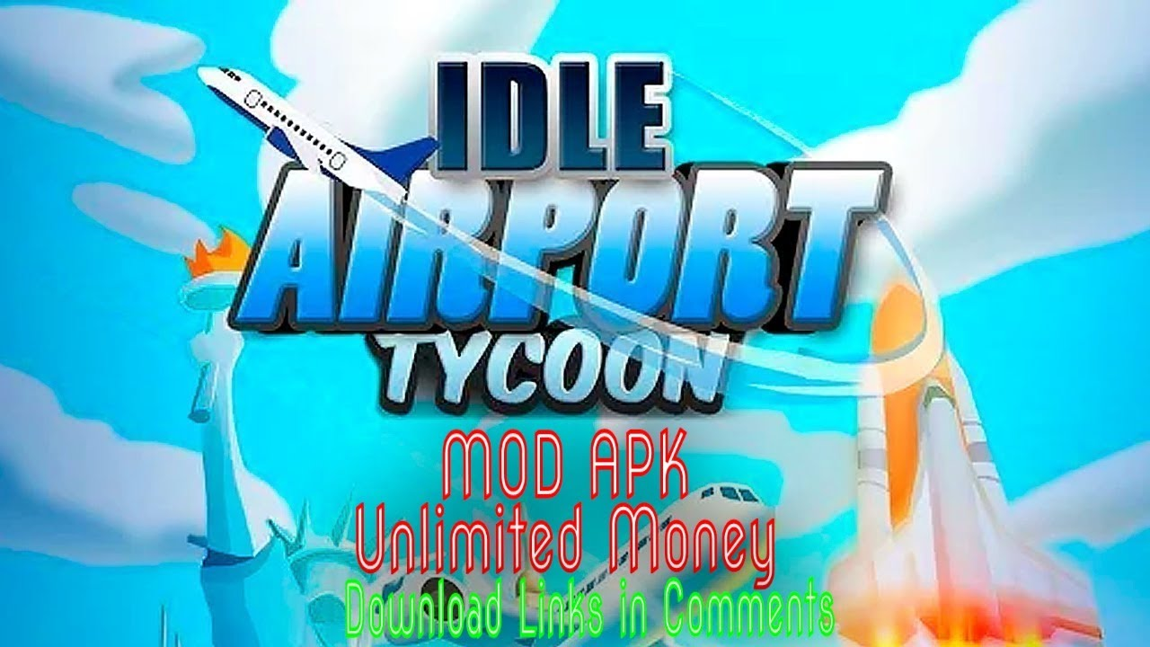Idle Airport Tycoon - Tourism Empire | MOD APK V1 0 8 | Unlimited Money |  GAMEPLAY | 2019