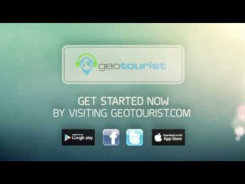 Geotourist Travel Audio Guide App designed by you