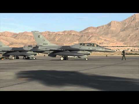 Pakistan Air Force - Red Flag 2010