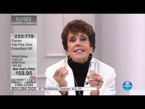 HSN | Elysee Scientific Cosmetics 01.29.2017 - 01 PM