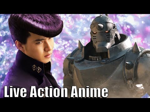 The Problems With Live Action Anime