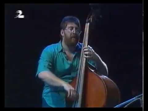 Jerry Bergonzi's Quartet, live at VII Festival de Jazz de Macau, 1991.