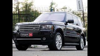 АВТОПАРК Land Rover Range Rover  2011 года (код товара 22908)