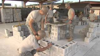 Carpentry And Masonry Specialist (army Mos 12w)