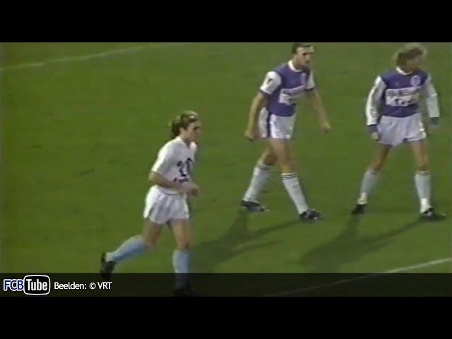 1988-1989 - Jupiler Pro League - 19. Club Brugge - Beerschot AC 1-0