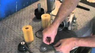 How to: Cartridge Oil Filter Installation Tips