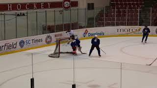 Half Pad Right 2018 USA Hockey PDC