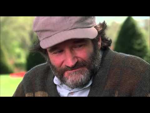 Good Will Hunting - Robin Williams - You're Just a Kid