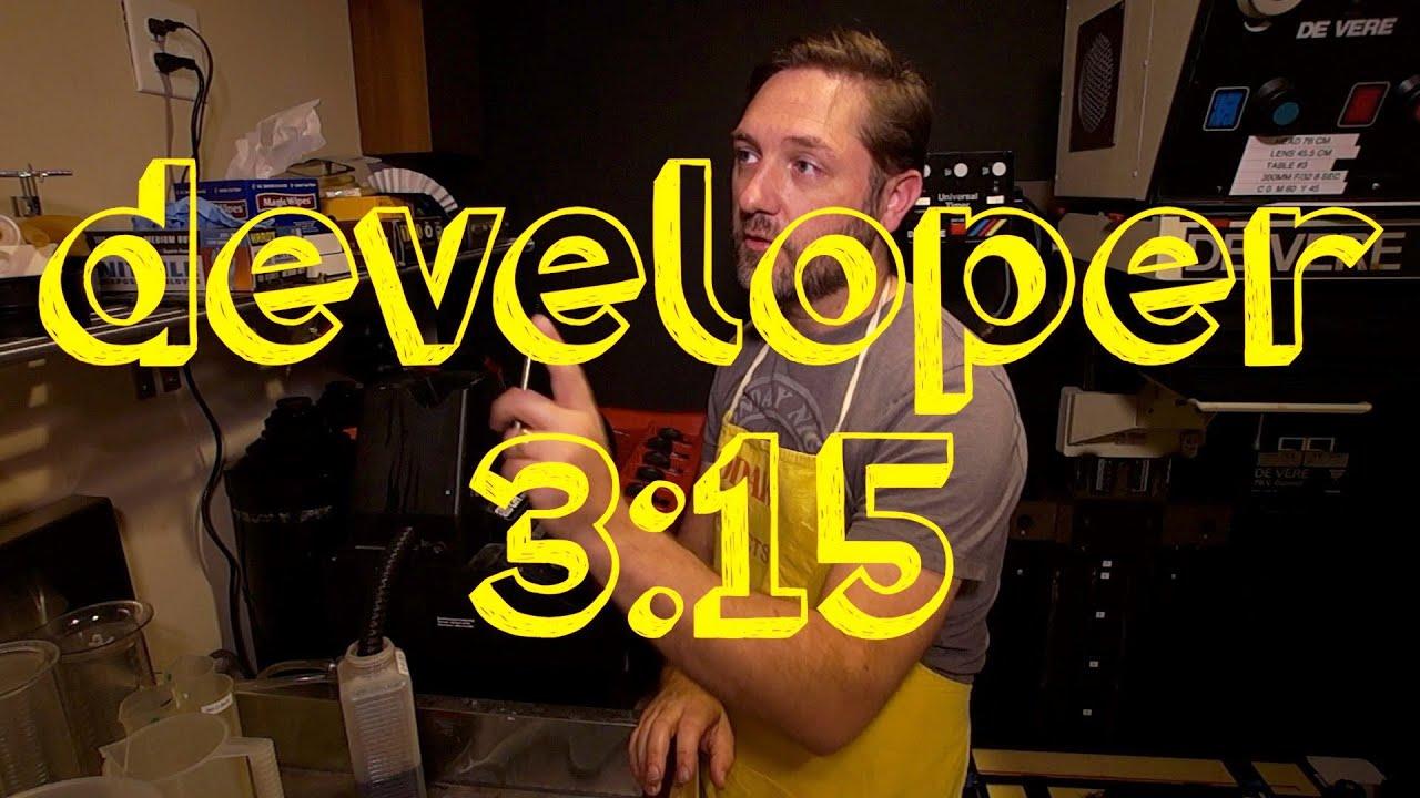 Download Developing C41 Color Negative Film