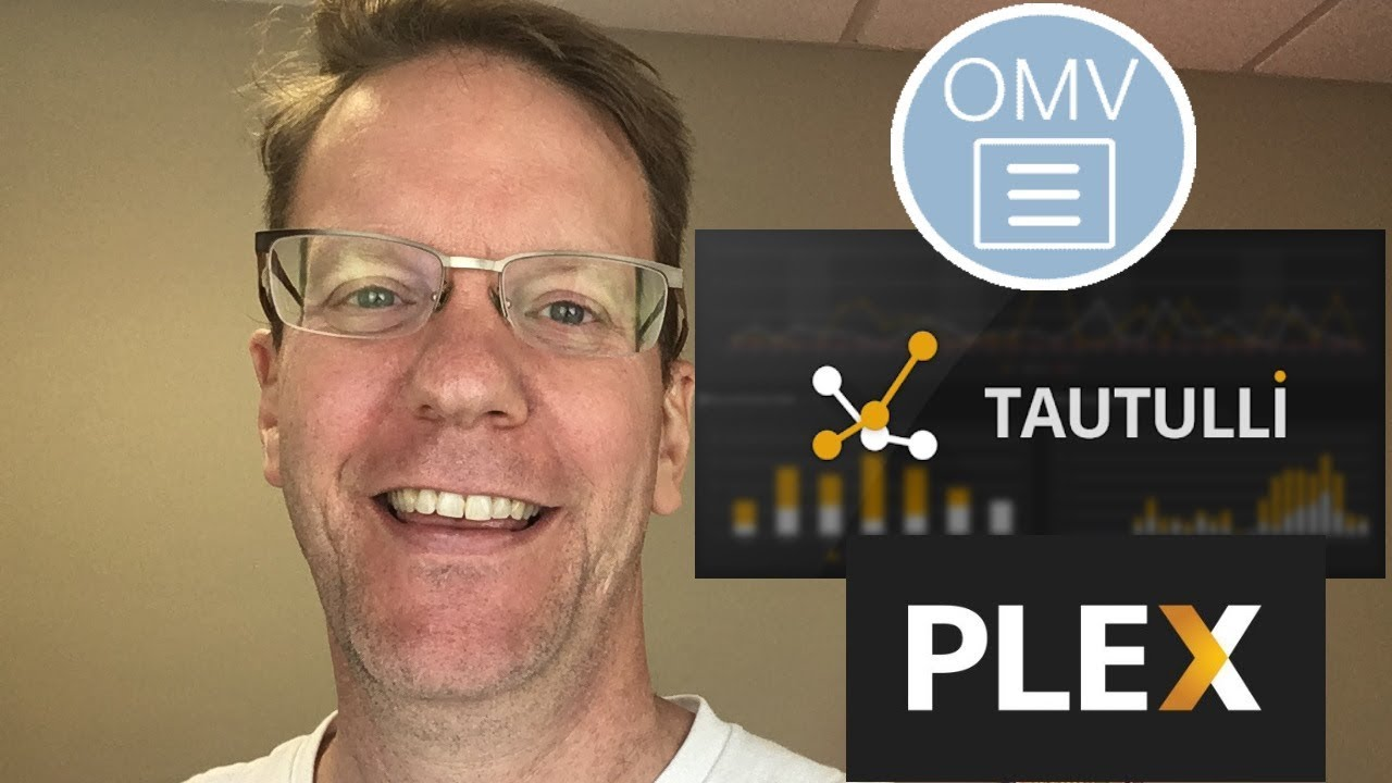 Install Tautulli to Monitor Plex in Openmediavault