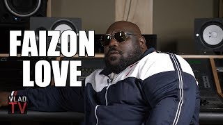 Faizon Love on Chris Tucker Adlibbing