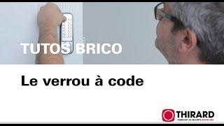 Comment poser un verrou à code Thirard screenshot 5