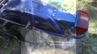 Тюнинг мотоцикла урал оппозитач