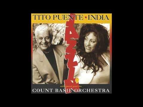 TITO PUENTE - INDIA: Jazzin'.