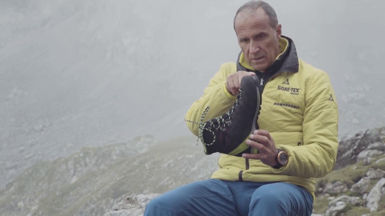 Ralf Dujmovits über den LOWA ALPINE PRO GTX® - YouTube 3a8644f65fa