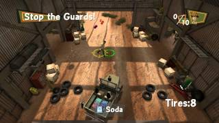 Madagascar 2 Escape Africa Walkthrough PC - Part 7 - Penguin Getaway - HD