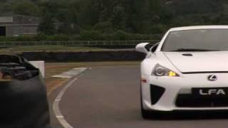 Lexus LF-A reviewed