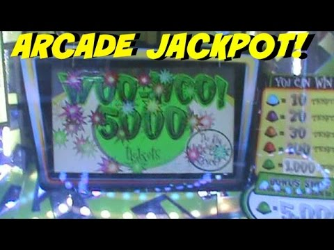 Make Winning 5000 ARCADE TICKETS AT THE DIZZY CHICKEN ARCADE GAME! Screenshots