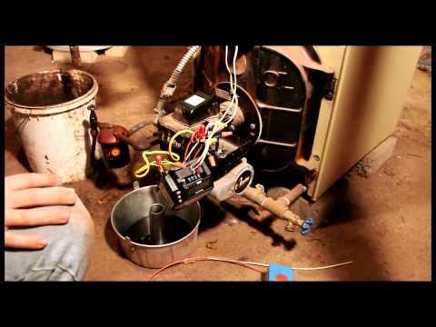 Steam boiler troubleshooting for neighbor