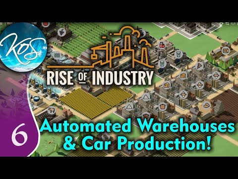 rise-of-industry-ep-6-overwhelmed-by-car-parts-alpha-6rc5-lets-play-gameplay