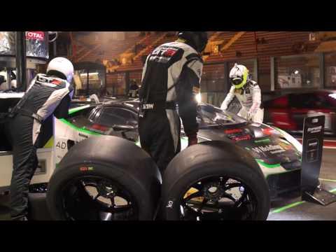 Relive the 24 hours of Spa with Lamborghini Squadra Corse