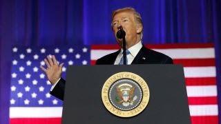 Trump warns European Union of retaliation over tariffs