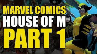 Wolverine Remembers Everything (House Of M Remastered Vol 1: A Perfect World)