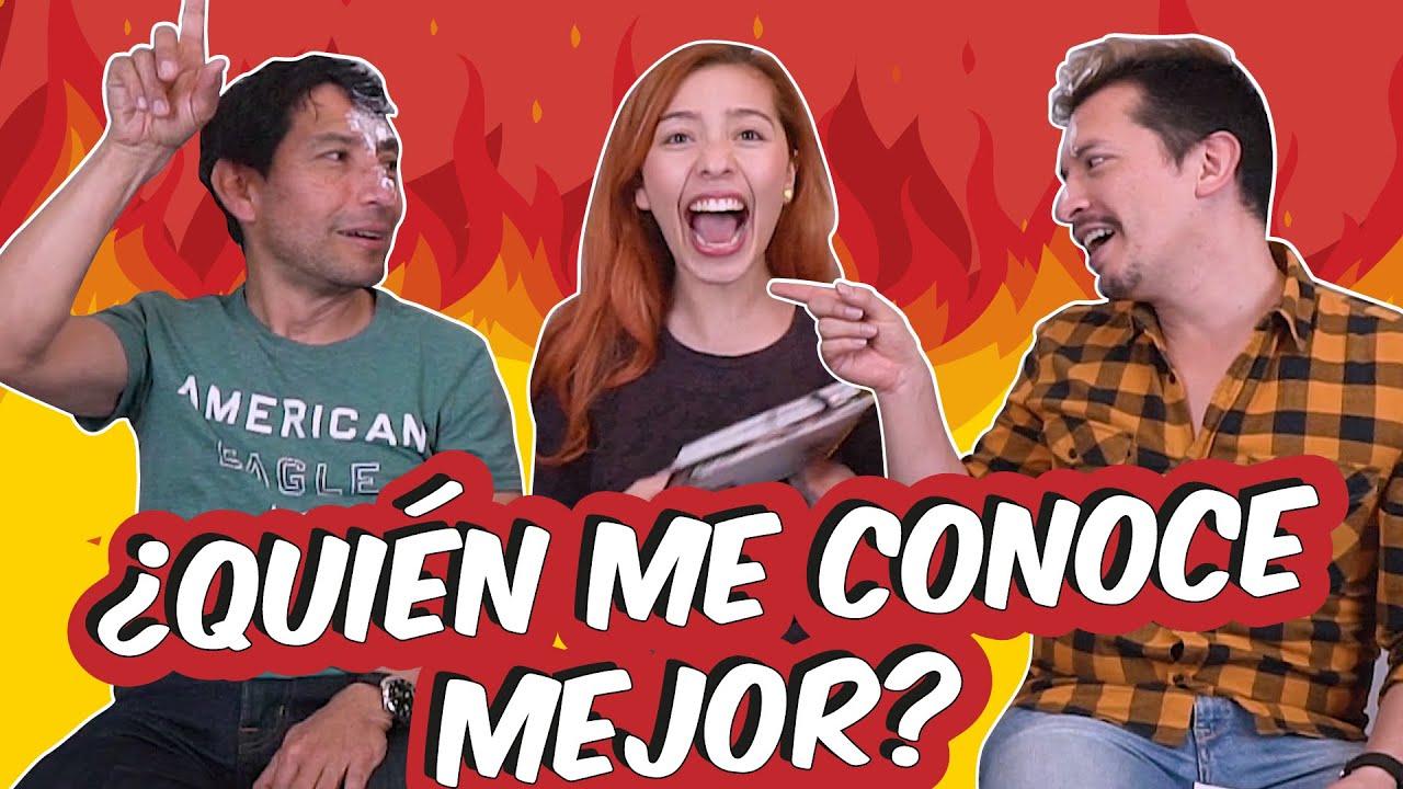 PAPÁ VS NOVIO 😱💥 ¿QUIÉN ME CONOCE MÁS? | Paulis & Mauro