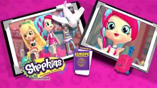 Shopkins, World Vacation- Europe