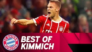 From Boy to Men: Best of Joshua Kimmich | FC Bayern