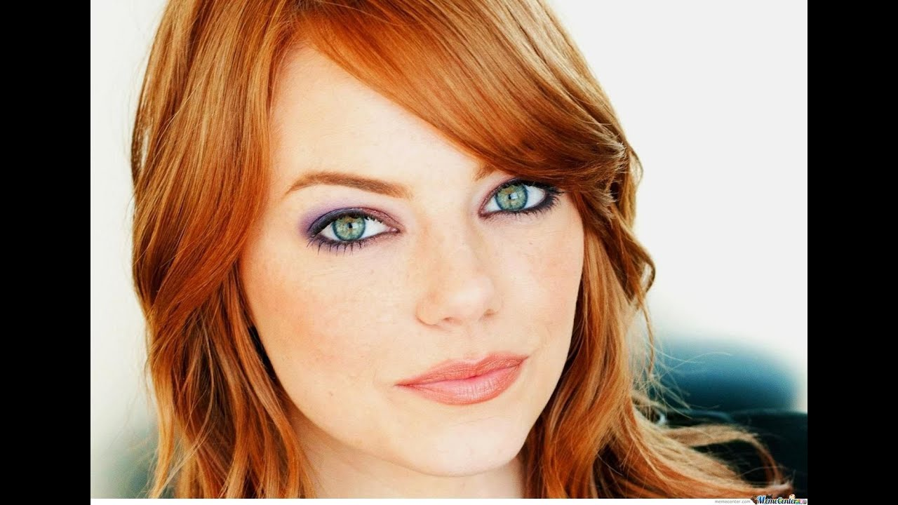 best makeup colors for redheads with blue eyes | kakaozzank.co