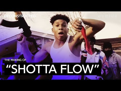 """The Making Of NLE Choppa's """"Shotta Flow"""" With Midas800 