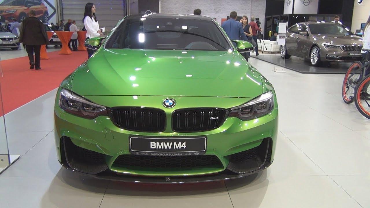 BMW M4 Coupé (2018) Exterior and Interior - YouTube