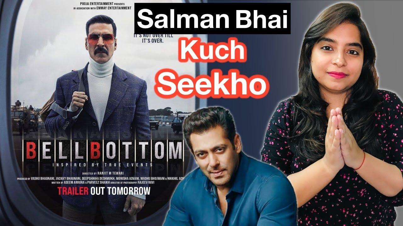 Bell Bottom Trailer REVIEW | Deeksha Sharma