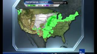TWC HD Satellite Local Forecast- Apr. 9, 2013- 9:48PM PDT