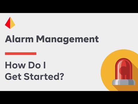 Alarm Management and