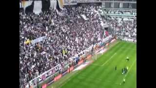 ACDC Thunderstruck allo Juventus Stadium