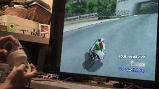 Castrol HONDA SuperBike Racing A.Slight Motegi neGcon PS1