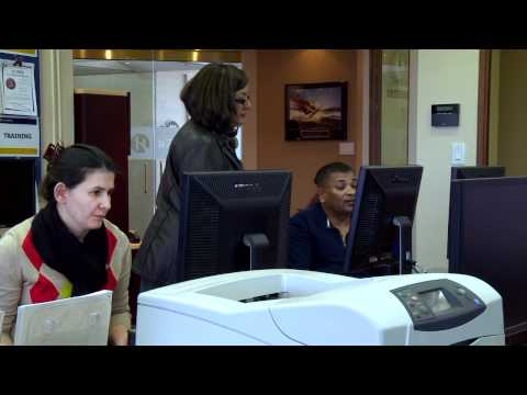 Humber College's Community Employment Services