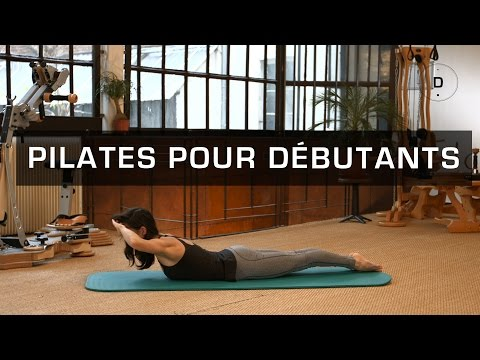 Pilates Master Class - Pilates débutants