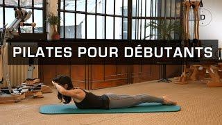 Pilates Master Class - Pilates débutants
