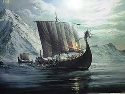 Dark Viking Music - Viking Longboats - YouTube