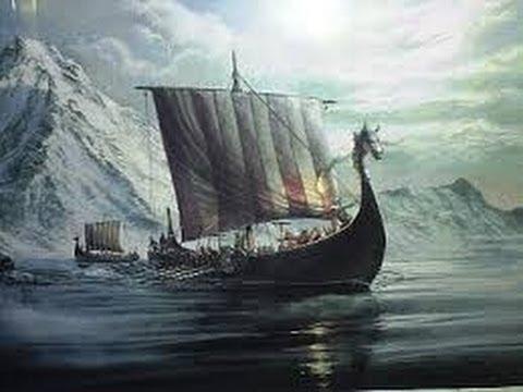 Dark Viking Music - Viking Longboats - YouTube